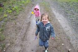 Running to Grandma's