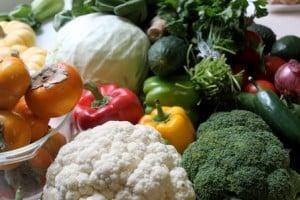 garden veggies asst