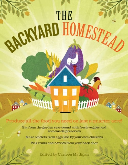 The Backyard Homestead Book Review