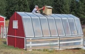 planning greenhouse