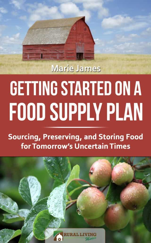 Getting Started on a Food Supply Plan: Sourcing, Preserving, and Storing Foods for Tomorrow's Uncertain Times