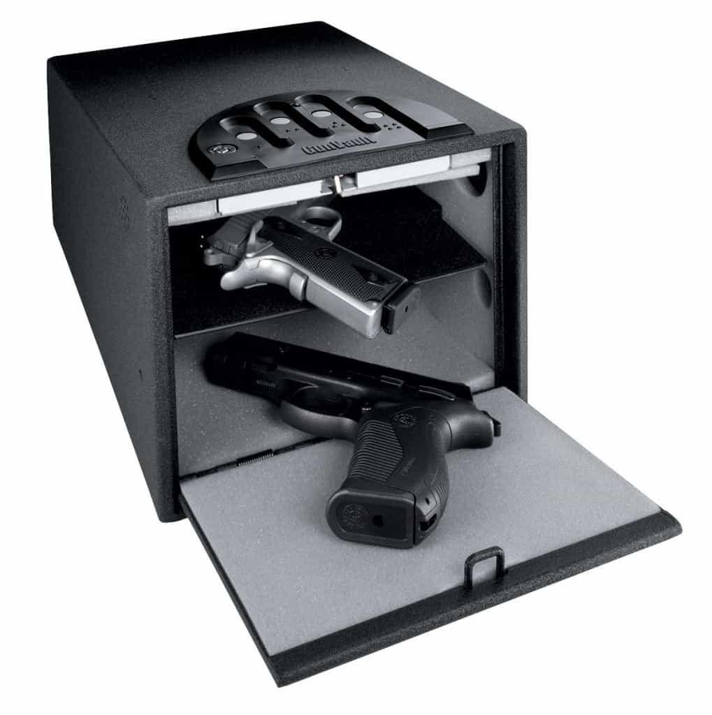 Gunvault Deluxe Gun Safe