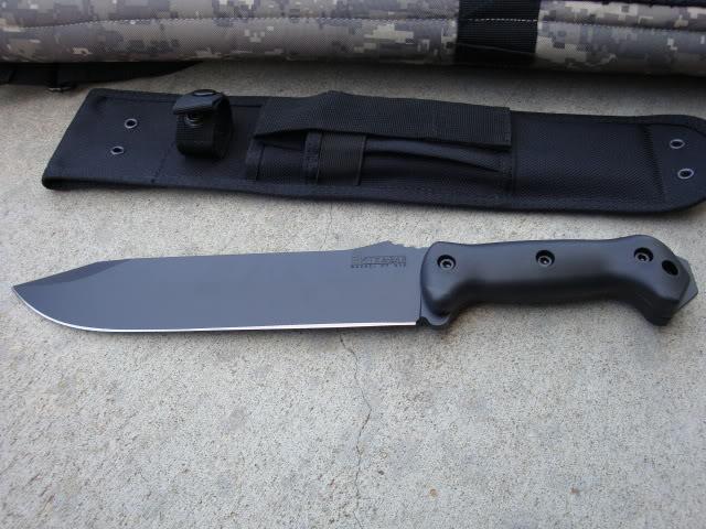 Ka-Bar Beck BK9 Survival Knives