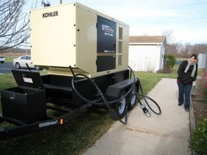 Kohler Backup Generators