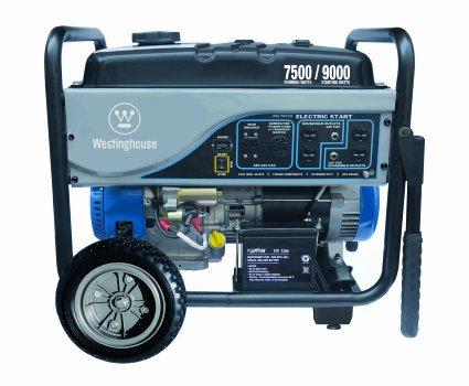 Westinghouse Portable Generator WH7500E