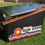 All American Sun Oven Review ~ Advantages of Using a Solar Oven