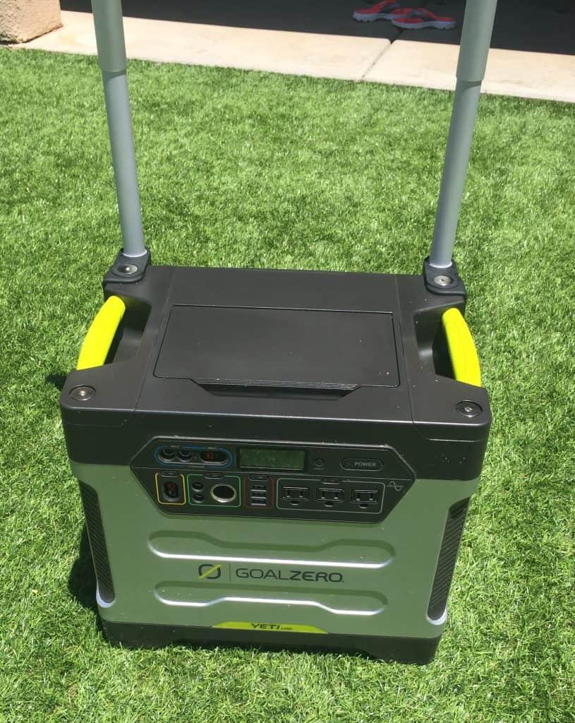 Best Backup Power Solar Generator for home