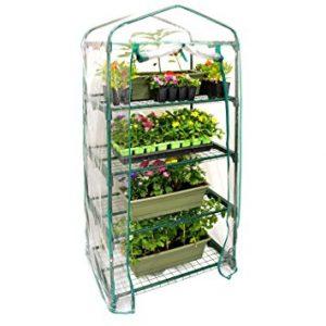 Amazon Best Seller Greenhouses — U.S. Garden Supply's Premium 4 Tier Greenhouse