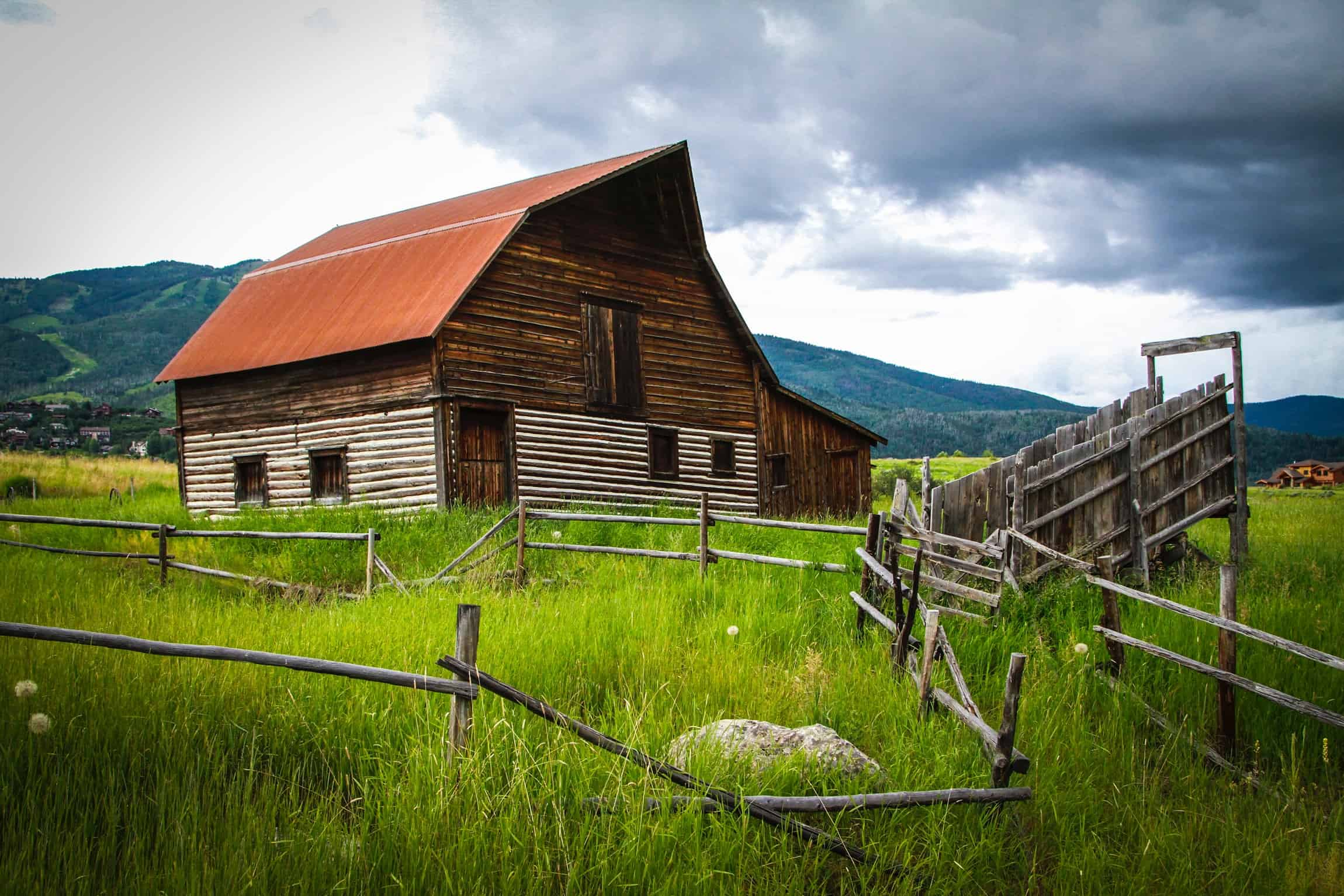 Building A Barn Or Animal Shed