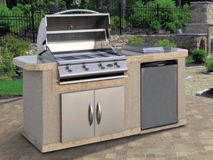 Built In Barbecue Grills For Your Patio