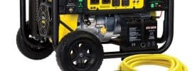 Champion Dual Fuel 9000 Watt Gas and Propane Generator