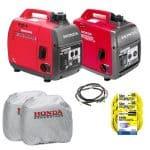 Honda Inverter Generator vs Generac Inverter Generator