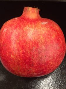 when to harvest pomegranate