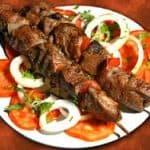 Five Delicious BBQ Recipes: Lebanese Shish Kabobs