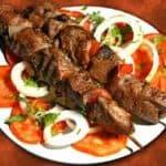 Five Delicious BBQ Recipes: Lebanese Shish Kabobs