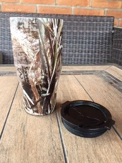 Orca chaser tumbler