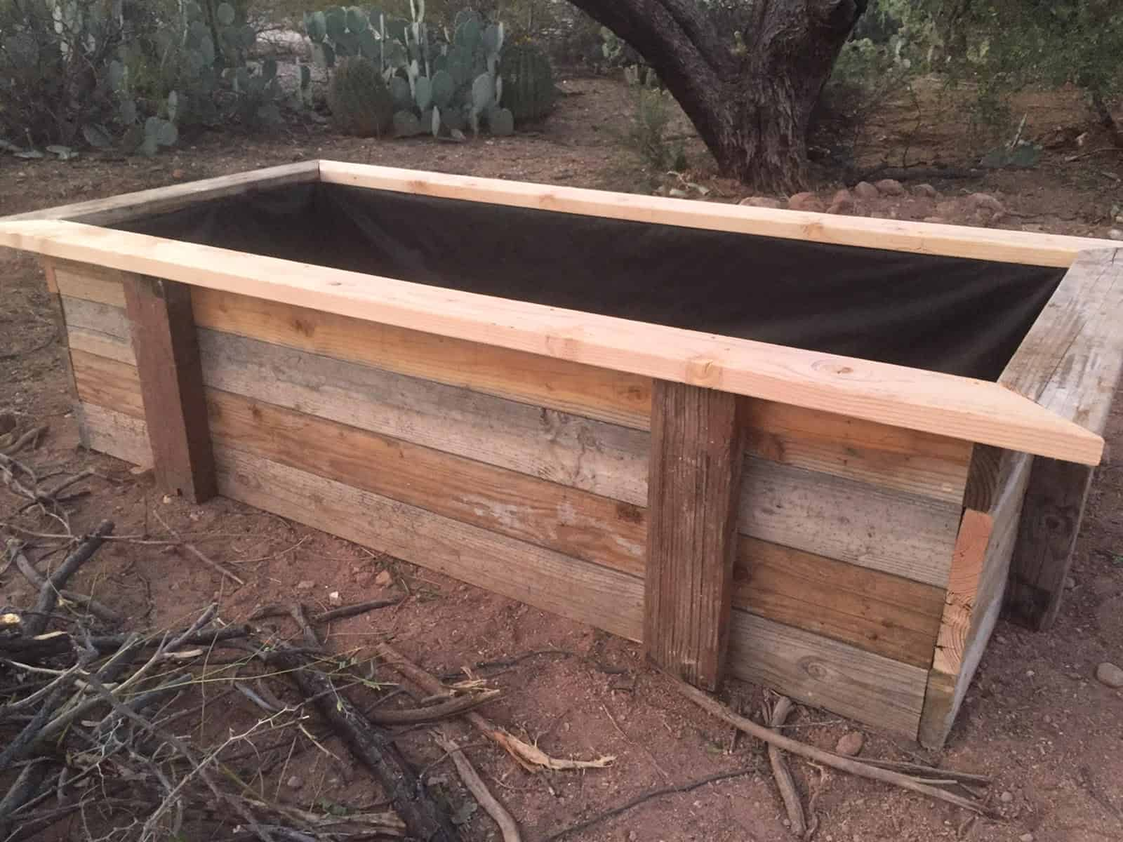 Building A Raised Garden Bed Cheaply All You Need To Know