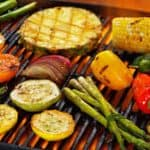 Veggies on the Barbeque Grill