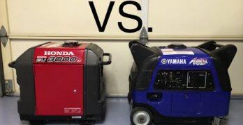 Yamaha EF3000iSE vs Honda EU3000iS Generator Review