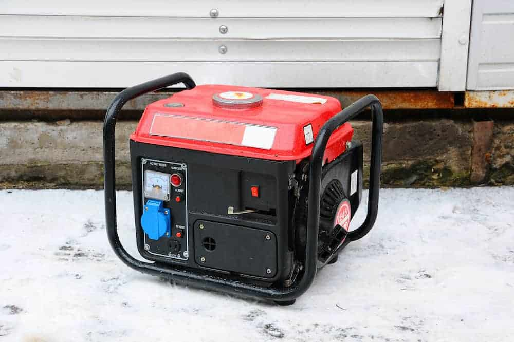 best generator for travel trailer