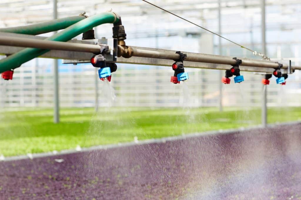 Good quality greenhouse equipment