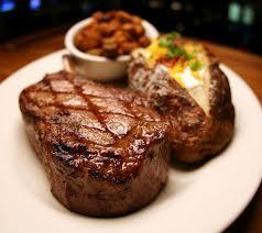 Ultimate BBQ Grilled Rib-Eye Steak