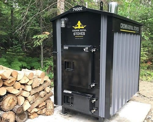 Saving Money with an Outdoor Wood Furnace