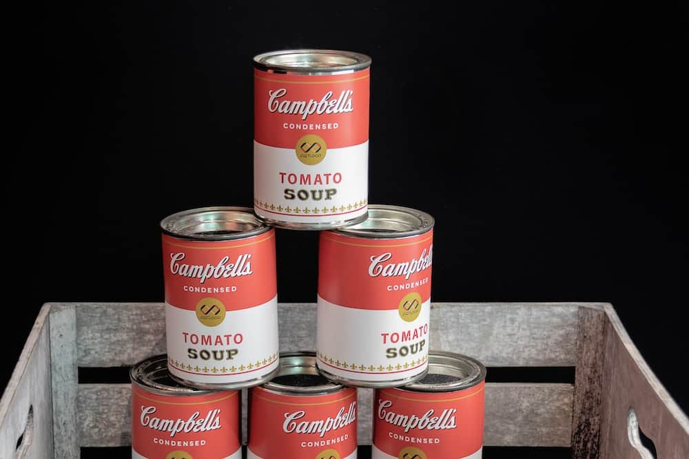 canned goods store well