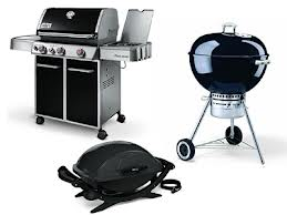 Types of Barbecue Grills