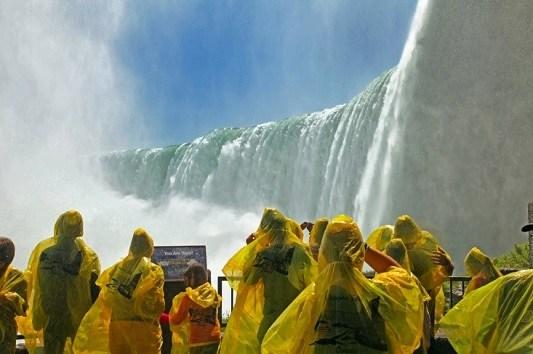 Visiting Canada Niagara Falls