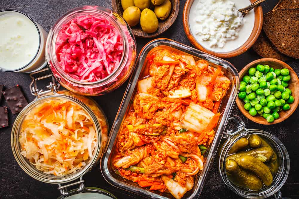 what are fermented foods
